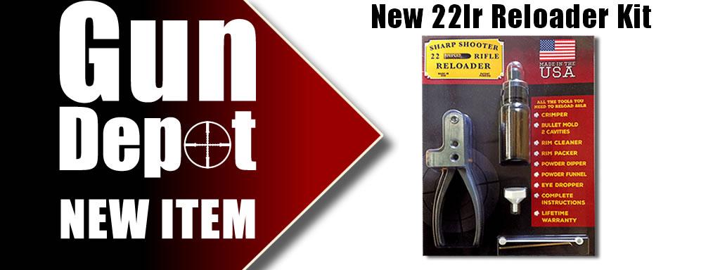 22LR Reloader Gun Depot New Item